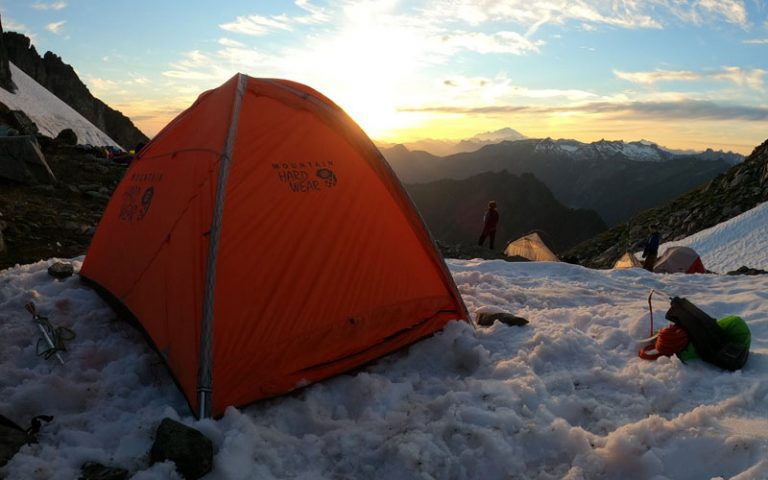 Differences Between Summer and Winter Tents