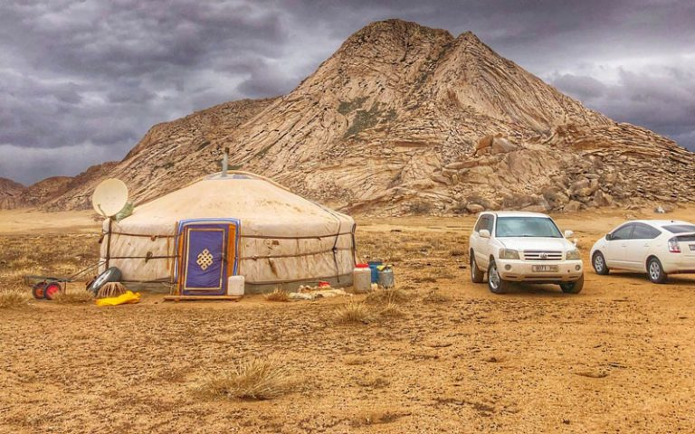 What is a Yurt Tent?