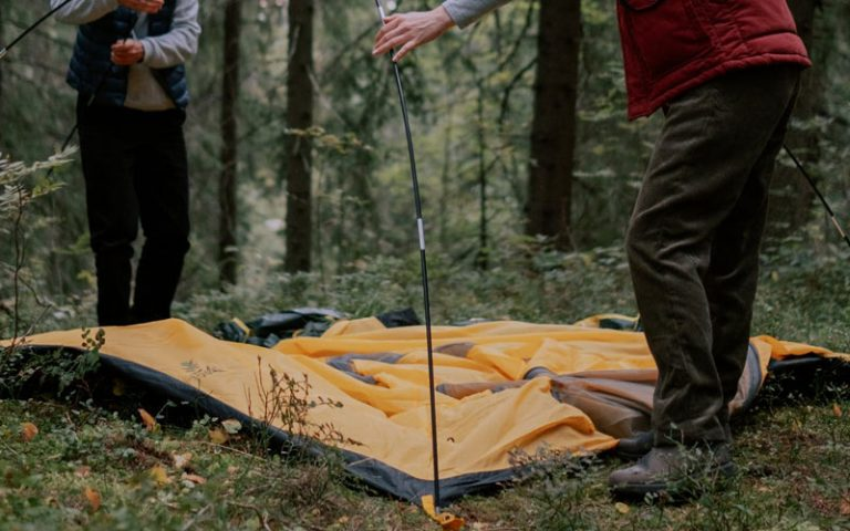 What is a Tent Footprint?